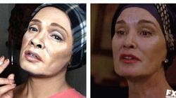 This 'American Horror Story' Makeup Transformation Is