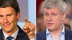 Vancouver Mayor Trashes Harper's Record On Climate