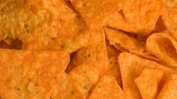 Police Find Stoner In Sea Of Doritos And
