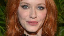 Christina Hendricks' Clairol Commercial Banned For 'Misleading'