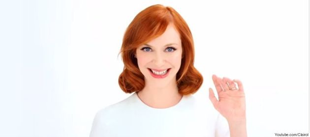 Christina Hendricks' Clairol Commercial Banned In The U.K. For 'Misleading'