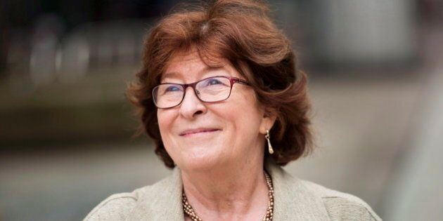 Former Supreme Court Justice Louise Arbour Talks