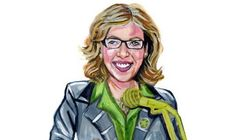 Get To Know Elizabeth May In 51
