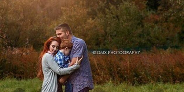 Family Portrait Honouring Babies Lost To Miscarriage Is