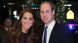 LOOK: Will And Kate Visit