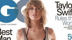 Taylor Swift Shows Off Her Sultry Side On The Cover Of