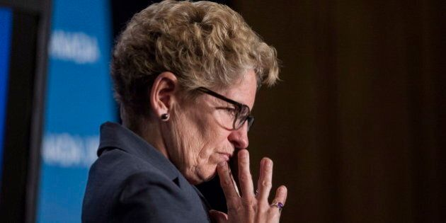Wynne Has 'Grave Concern' New Sex Laws Unconstitutional, Calls For
