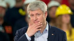Harper Is Throwing a 'Veil' Over the Women's Issues That