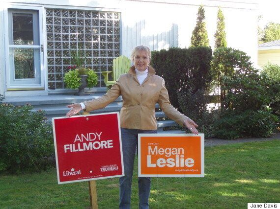 In Halifax, The NDP-Liberal Battle For Change Hits Close To