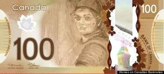 Women On Canadian Money May Finally Be Possible With Confederation Bank