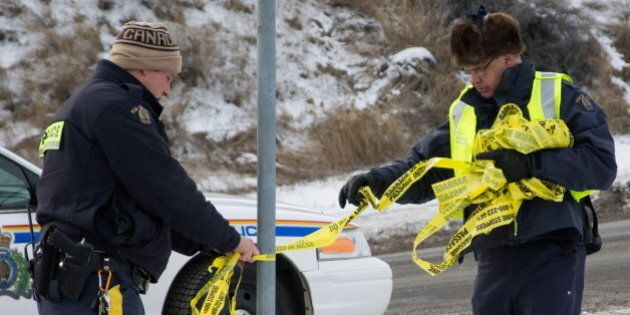 Kamloops RCMP Shooting: Woman Charged With Obstructing
