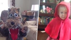These Sibling Costumes Pack All The