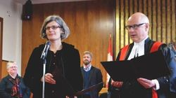 New Victoria Mayor Declines To Pledge Oath To The