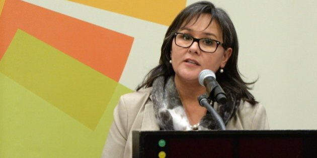 Leona Aglukkaq Spent More Than $140K To Speak At Close Of Lima Climate