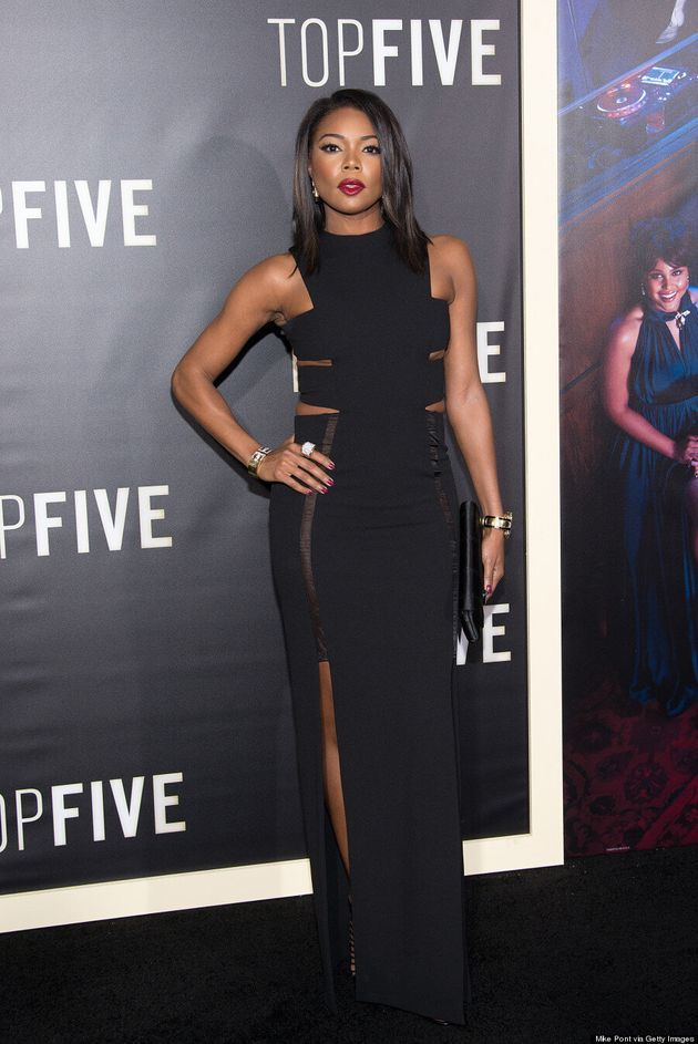 Gabrielle Union Is Fierce And Flawless At 'Top Five'