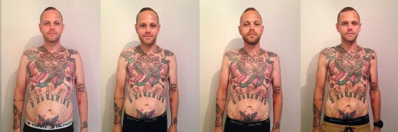 Weight Lost: Ben Pobjoy's Incredibly Accurate Journey Of Dropping Almost 100