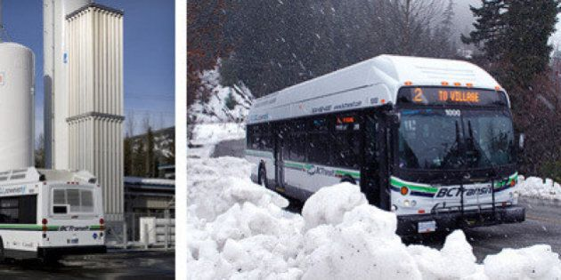 BC Transit's $90M Hydrogen Bus Fleet To Be Sold Off, Converted To