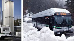 BC Transit's $90M Hydrogen Bus Fleet To Be Sold