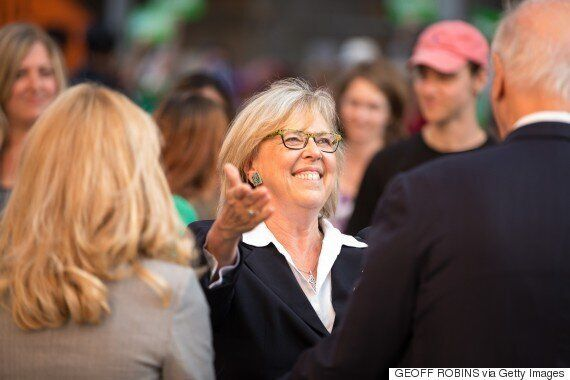 Elizabeth May: Paying Everyone A Basic Income Will End Poverty AND Save