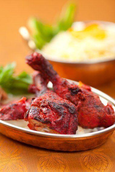 This Holiday, Swap Turkey for Tandoori