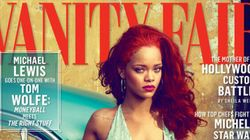 Rihanna Brings Back Her Fierce Red Hair For Vanity Fair