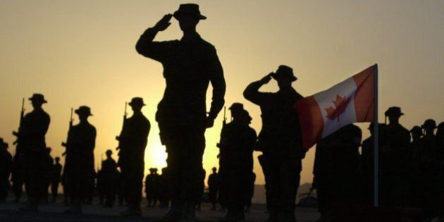 Veterans Deserve Special Constitutional Rights Like Aboriginals, Lawyer