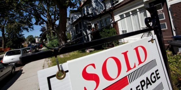 Toronto House Prices Jump Again; How Long Can This