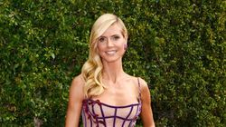 Reigning Queen Of Halloween, Heidi Klum, Hints At This Year's