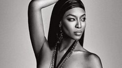 Naomi Campbell Goes Nude For Lui Magazine