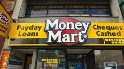Money Mart Finds New Way To Exploit The Poor On