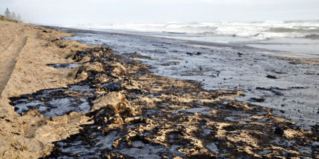 Bill C-22 Would Rewrite The Rules For Oil Spill