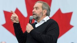 Mulcair Promises More Support For