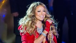 Mariah Carey Takes The