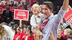 Trudeau Unveils Full Liberal
