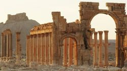 Islamic State Destroys Ancient Arch In Palmyra:
