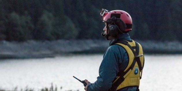 1st Date Ends In Technical Rope Rescue On Grouse