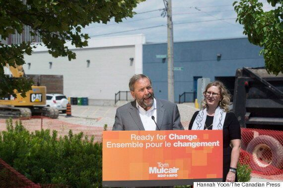 Here's What Made Ex-Liberals Back Mulcair, And Ex-NDPers Turn To