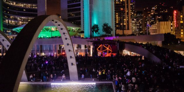 Nuit Blanche Is a One-Night-Only Affair With Lasting