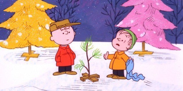 67505_006 - 'A Charlie Brown Christmas' - When Charlie Brown complains about the overwhelming materialism...