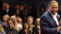 Mulcair Portrays Himself As Champion Of Quebec's Interests At