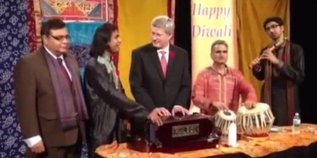 Tories Release Harper Music Video To Woo South Asian