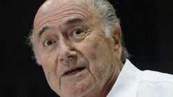 FIFA President Sepp Blatter Resign Now: