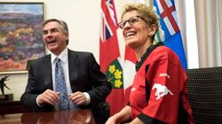 Wynne's Energy East Concerns