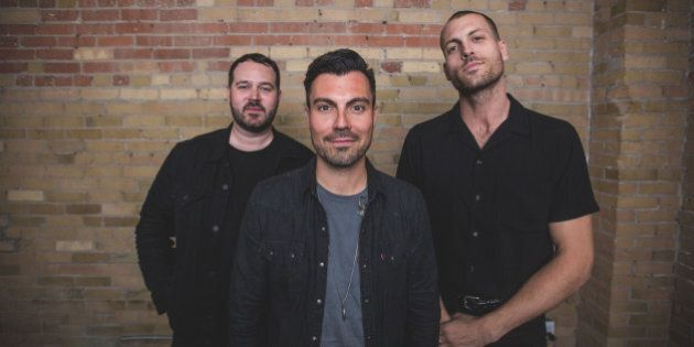 Canadian Band Young Empires Talks