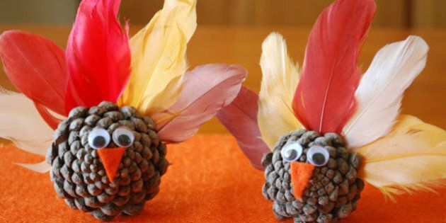 Kids Crafts 20 Fun Thanksgiving Crafts To Make With Your