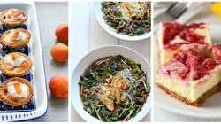 Everyday Eats: A Friday Menu With Banana Orange Muffins And Apricot