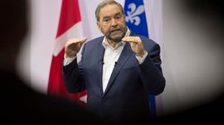 NDP 'The Only Party With A Clear Position For Peace':