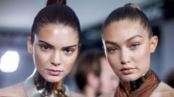 Kendall And Gigi Stun At Star-Studded Balmain Runway For