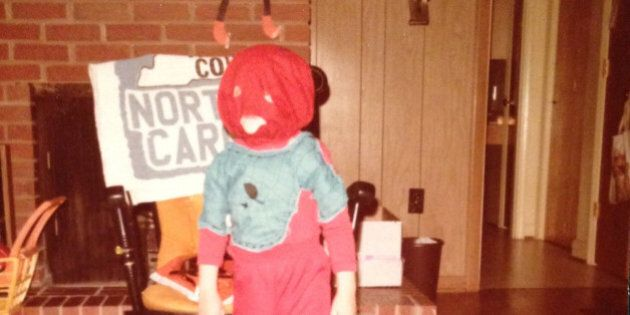 Halloween Fails Prove Not All Parents Are
