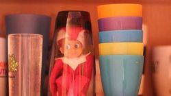 WTF Is Up With These Creepy Elf On The Shelf